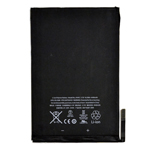 Genuine Apple iPad Mini A1445 Battery 3.72V 16.5Whr 4440mAh-APN: 616-0686 (Grade A)