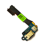 Genuine HTC Desire 601 Micro USB Connector Flex-Cable with Microphone- HTC part no:51H10223-04M