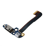 Genuine HTC One (M7) Micro USB Connector Flex-Cable with Microphone- HTC part no: 51H10208-00M;51H10208-03M