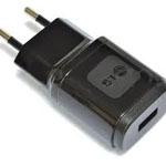 Genuine LG MCS-04ER  E960, E975, D802, D820, V500, D955 Travel Adapter in Black- LG part no: EAY62909602