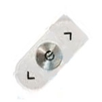 LG D855 G3  Rear Button / Volume with Power Key (White)-LG part no: ABH74999611
