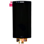 Genuine LG H955 G Flex 2 Complete Lcd with Digitizer in Black-LG part no: EAT62593401