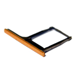 Genuine HTC One (M8s) Sim Card Tray in Rose Gold- HTC part no: 72H08333-02M;72H08601-02M;72H08526-02M (Grade A)