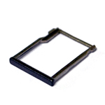 Genuine HTC One M8 SD Tray in Black (Grade A)