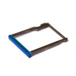 Genuine HTC One M8 SD Tray in Blue (Grade A)