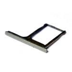 Genuine HTC One M8 Sim Card Tray in Silver (Grade A)