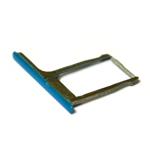 Genuine HTC One M8 Sim Card Tray in Blue (Grade A)