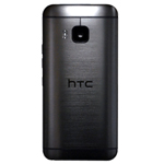Genuine HTC One (M9) Battery Cover in Metallic Grey- HTC part no: 83H40031-09 (Grade A)