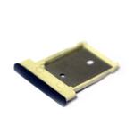 Genuine HTC One (M9) Sim Card Tray in Metallic Grey- HTC part no: 71H05058-01M (Grade A)