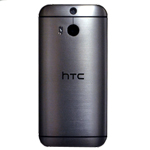 Genuine HTC One M8s Battery Cover in Grey- HTC part no: 83H40034-01 (Grade B)