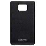 Genuine Samsung GT-I9100 Galaxy S2 Battery Cover in Black- Samsung part no: GH98-19595A (Grade A)