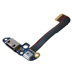 Genuine HTC One (M7) Micro USB Connector Flex-Cable with Microphone- HTC part no: 51H10208-00M (Grade A)
