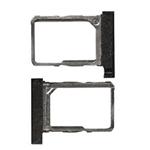 Genuine LG D821 Nexus 5 Sim Card Tray in Black- LG part no: ABN73979802 (Grade A)