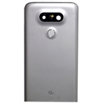 Genuine LG H850 G5 Complete Back Cover Housing in Silver- LG part no: ACQ88954401 (Grade A)