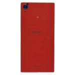 Genuine Sony E2302 Xperia M4 Aqua Back Cover in Coral/Red- Sony part no: 192TUL0003A (Grade A)