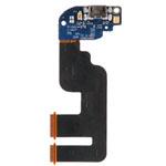 Genuine HTC One Mini 2 (M8MINn)  Micro USB Connector Flex-Cable with Microphone- HTC part no: 51H10241-00M;54H20506-00M (Grade A)