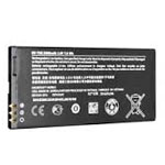 Genuine Microsoft Lumia 650 Battery Li-Ion BV-T3G 2000mAh- Microsoft part no: 0670783 (Grade A)