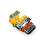 Genuine Sony Xperia Z5 (E6653) Micro USB Connector Flex-Cable- Sony part no: 1292-7099 (Grade A)