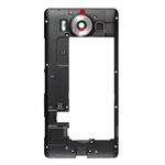 Genuine Microsoft Lumia 950 Middle Cover with Camera Lens- Microsoft part no: 00814G6 (Grade A)