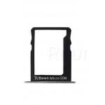 Genuine Huawei P8 Lite Sim Card Tray in Black- Huawei part no: 51660TFN (Grade A)