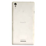 Genuine Sony Xperia Z3 Plus Back Cover with Mid Chassis in White (Grade B)