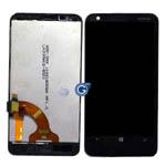 Genuine Nokia Lumia 620 Full Screen Assembly-Nokia part no: 4851399 (Grade C)