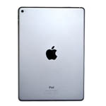Genuine Apple iPad Air 2 Rear Back Cover Housing in Space Grey A1566 (Grade A)