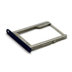 Genuine Samsung Galaxy A3, A5, A7 SD Card Tray in Black-Samsung part no: GH61-08201B (Grade A)