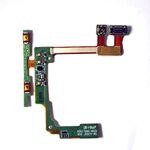 Genuine Samsung SM-A300F Galaxy A3 Volume Flex-Cable with Microphone-Samsung part no: GH96-07832A (Grade A)