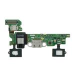Genuine Samsung SM-A300F Galaxy A3 Micro USB Connector Flex-Cable with Microphone- Samsung part no: GH96-08002A (Grade A)