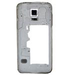 Genuine Samsung SM-G800F Galaxy S5 Mini Middle Cover- Samsung part no: GH96-07531B (Grade B)
