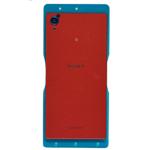 Genuine Sony Xperia M4 Aqua (E2303) Back Cover in Coral- Sony part no:192TUL0003A