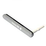 Genuine Sony Xperia M4 Aqua (E2303 ) Cap SD in White- Sony part no:460TUL0650A