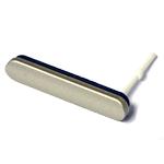 Genuine Sony Xperia M4 Aqua (E2303 ) Cap SIM SS in Silver- Sony part no:460TUL5820A