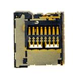 Genuine Sony Xperia M4 Aqua (E2303) Memory Socket- Sony part no:6301900C008