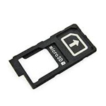 Genuine Sony Xperia Z3+ (E6553) Sim Card Tray / SD- Sony part no: 1289-8142