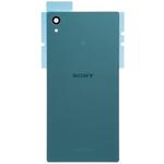 Genuine Sony Xperia Z5 (E6653) Battery Cover in Green- Sony part no:1295-1380