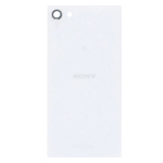 Genuine Sony Xperia Z5 Compact (E5803) Battery Cover in White- Sony part no:1295-4881