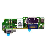 Genuine Sony Xperia XA (F3111),XA Dual (F3112) Micro USB Connector Flex-Cable with Vibra Motor-Sony part no: 78PA3300030