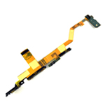 Genuine Sony (F5321) Xperia X Compact Side Key Flex-Cable - Sony part no: 1300-8693