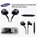 Samsung EO-HS1303 Headset in black for S8+, S8 tuned by AKG - part no: GH59-14744A