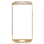 Samsung i9500, i9505 Galaxy S4 Glass Lens in Gold