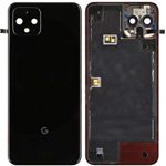 Genuine Google Pixel 4 XL Battery Cover In Black - Part no: 20GC2BW0008