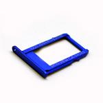 Genuine Google Pixel (G-2PW4200) Sim Card Tray in White/Blue - Google part no: 72H09705-03M
