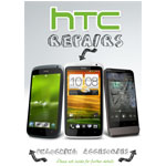 New A2 (Medium) HTC Repairs, Unlocking & Accessories Poster - (Please note posters are shipped within UK only and sometimes delivered seperately)