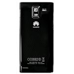 Genuine Huawei U9200 Ascend P1 Battery Cover (Black)