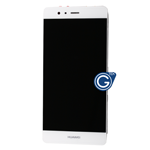 HuaWei P9 Complete LCD and Digitizer with Frame in White
