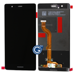 HuaWei P9 Complete LCD and Digitizer Assembly in Black