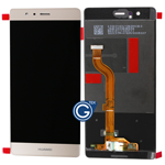 HuaWei P9 Complete LCD and Digitizer Assembly in Gold