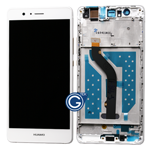 HuaWei P9 Lite Complete LCD and Digitizer with Frame in White